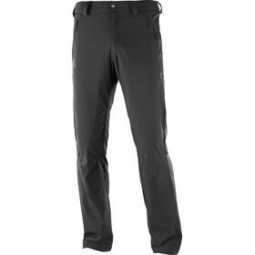 Salomon Wayfarer Straight LT Spodnie Mężczyźni czarny